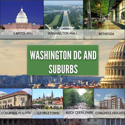 Travail sur Washington DC: